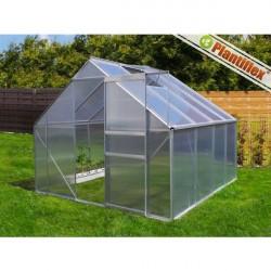 Drivhus Plantiflex 250x250 6,25m2
