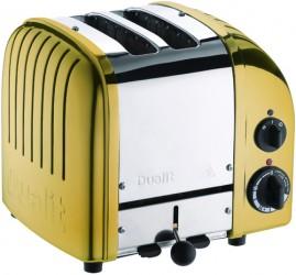 Dualit classic brass