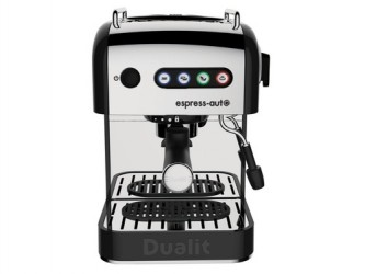 Dualit Espressomaskin-2/p EXPR ESS-AUTO 4IN1
