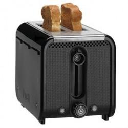 Dualit toaster - Studio Line - Sort