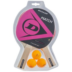 Dunlop bordtennissæt - 2 personer