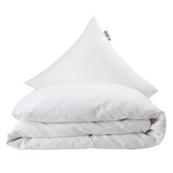 Dunlopillo sengetøj - Hvid