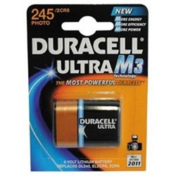 Duracell DL245 / 2CR5