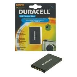Duracell DRNP20 kamerabatteri