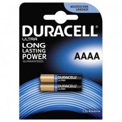 Duracell - Ultra AAAA - 2 stk