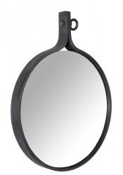 Dutchbone - Attractif 124 Spejl - Sort