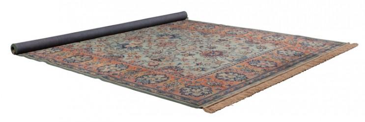 Dutchbone - Bid Tæppe 200 x 300 cm - Grøn