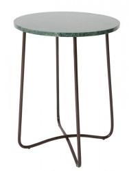 Dutchbone - Emerald Sidebord - Grøn