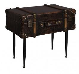 Dutchbone - Luggage Sidebord - Sort