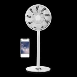 Duux Whisper Flex Smart White Ventilator