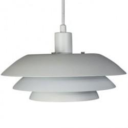 Dyberg Larsen pendel - DL31 - Hvid