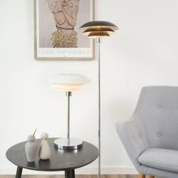 DybergLarsen bordlampe - DL31 - Mathvid/krom