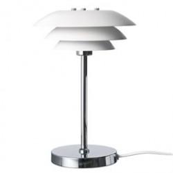 DybergLarsen bordlampe - DL38 - Hvid (mat)