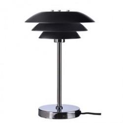 DybergLarsen bordlampe - DL38 - Sort (mat)