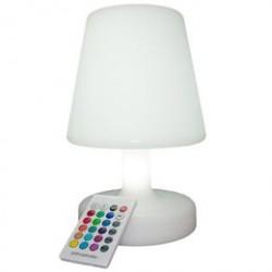 DybergLarsen bordlampe - The Lamp - Hvid