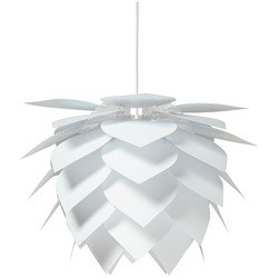 DybergLarsen Illumin Drip/Drop hvid - 35 cm