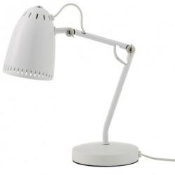 Dynamo bordlampe (hvid)