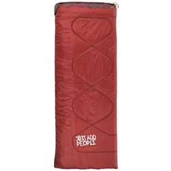 Easy Camp Sleeping Bag Chakra Red 240107