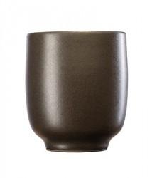 Edblad Zen kop - 4-pak, dark clay