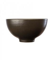 Edblad Zen skål - Medium, dark clay