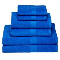 Egeria håndklæder - Diamant, blå