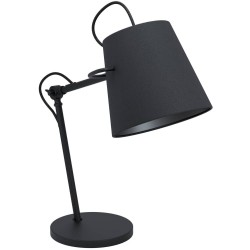 Eglo bordlampe - Granadillos - Sort