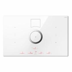 Eico Nikolatesla Switch Wh/f/8 3 Kogeplade Med Indbygget Emhætte - Hvid