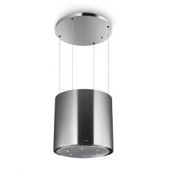Eico Zoom Plus Wirehængt Emhætte - Rustfrit Stål