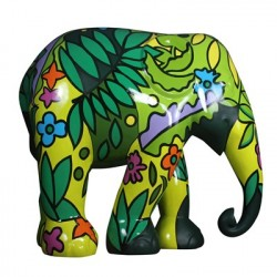 Elephant Parade - In Green I can´t be seen - 10 cm