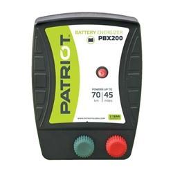 Elhegn til 12V batteri - Spændingsgiver Patriot PBX200 (2,0J)