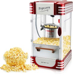 Emerio Popcornmaskine Retro