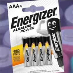 Energizer AAA batterier