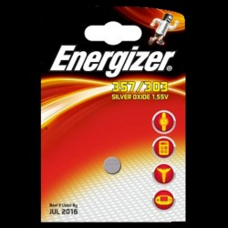 Energizer knapcellebatteri SR1154W (1 stk.)
