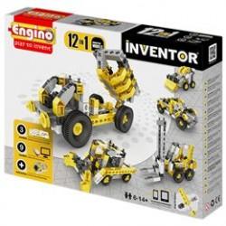 Engino 12-i-1 byggesæt - Inventor - Maskiner