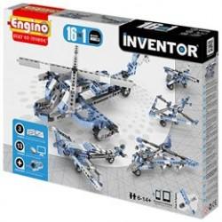 Engino 16-i-1 byggesæt - Inventor - Luftfartøjer