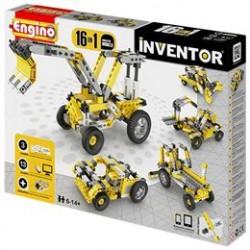 Engino 16-i-1 byggesæt - Inventor - Maskiner