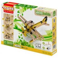 Engino 3-i-1 byggesæt - eco - Flyvemaskiner