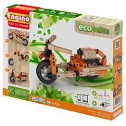 Engino 3-i-1 byggesæt - eco - Motorcykler