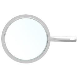 enkel glaslåg - Designet af Ole Palsby - Ø 20 cm