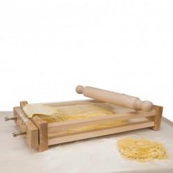 Eppicotispai Chitarra Pastaskærer med kagerulle