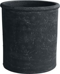 Ernst Kirchsteiger Krukke d28,5 h30,5 cm sort