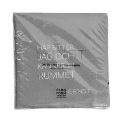 Ernst Kirchsteiger Serviet Tid/Rum, grå