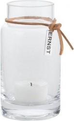 Ernst Kirchsteiger Vase/lygte glas d5 h12 cm