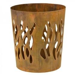 Esschert Design Fire Basket Rust Round FF216