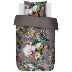 Essenza sengetøj - Fleur - Taupe
