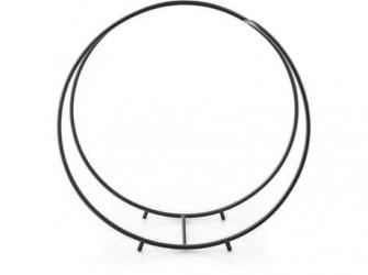 Eva Solo FireGlobe Brændeholder - Ø 52,6 cm - Pulverlakeret stål - Sort