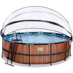 Exit Toys pool - Exit Wood - 19330 liter