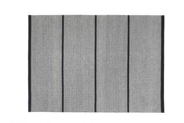Fabula Living - Elli Sort/grå Kelim - 200x300