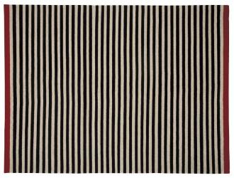 Fabula Living, Rosemary Sort/Beige Kelim, 200x300