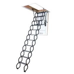 Fakro lofttrappe LST 50x80/280 cm